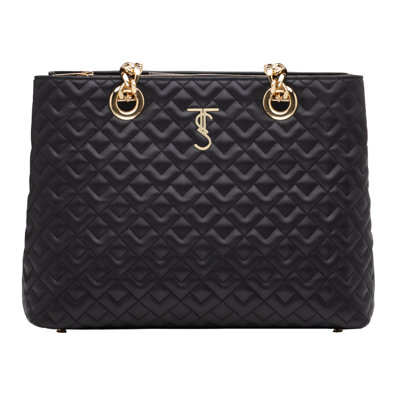 Madison Tote-Black