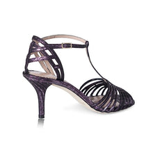 Flavia-Purple, Shoes - Tori Soudan Collection