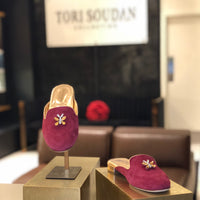 Colette - Scarlet, Shoes - Tori Soudan Collection