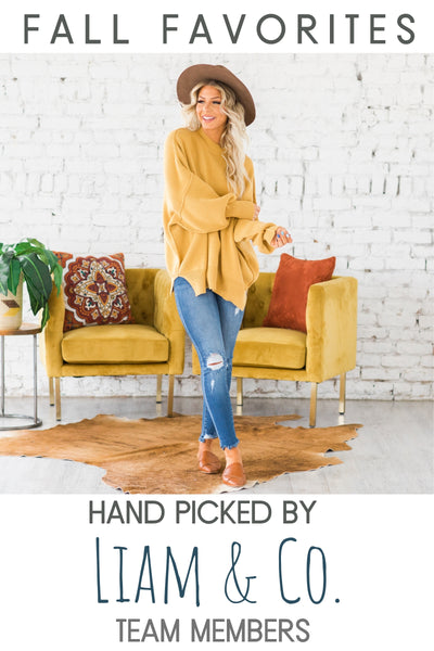 Fall Favorites Hand Picked By Liam & Co. Team Members