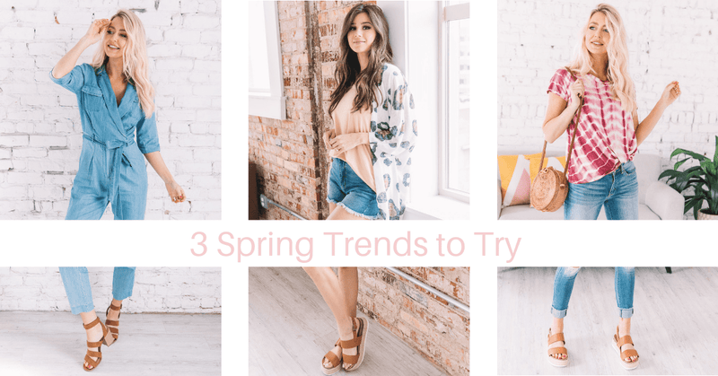 Fashion Trends to Try This Season