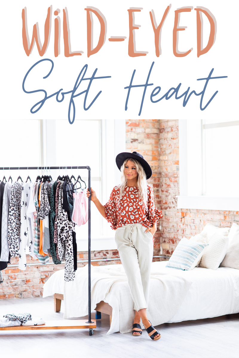Wild-Eyed Soft Heart - Activewear to Everyday