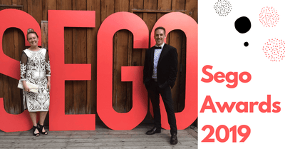 Liam & Company Awarded As Finalist At Sego Awards, 2019