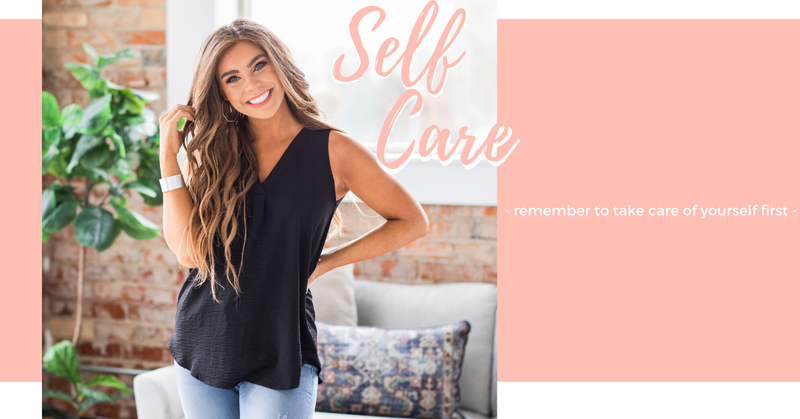 Self Care - Put Yourself First
