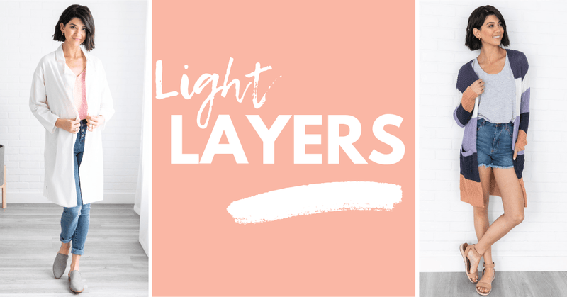 Light Layers For Summer