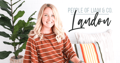 People of Liam & Co. | Landon Healey