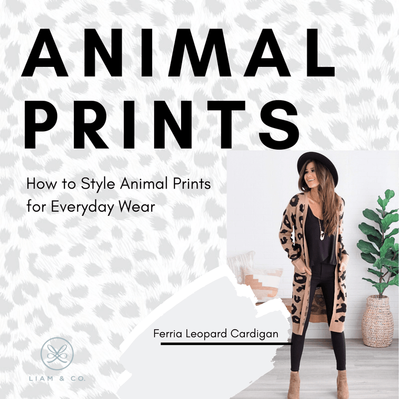 How to Style Animal Prints for Everyday Wear