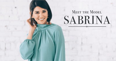 Meet the Model | Sabrina Wright