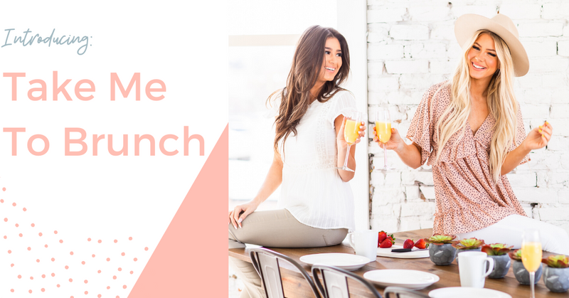 Take Me To Brunch Launch