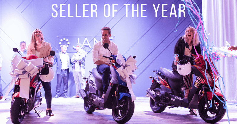 Liam & Co. Named Seller of the Year