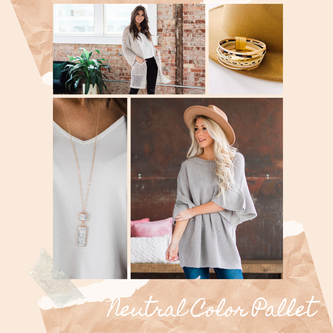 Neutral colors - Liam & Co.