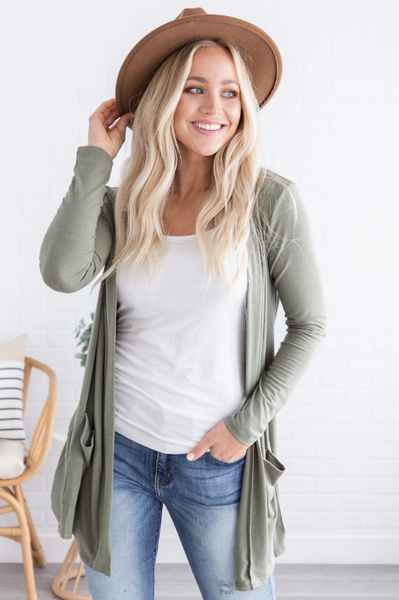 Julia Lightweight Cardigan