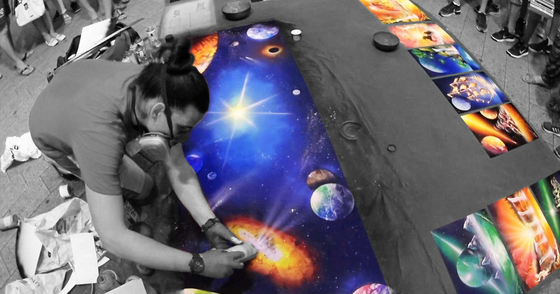 Skech Art Online Store - Order awesome Spray Paintings