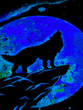 Howling Woolf GLOW IN THE DARK