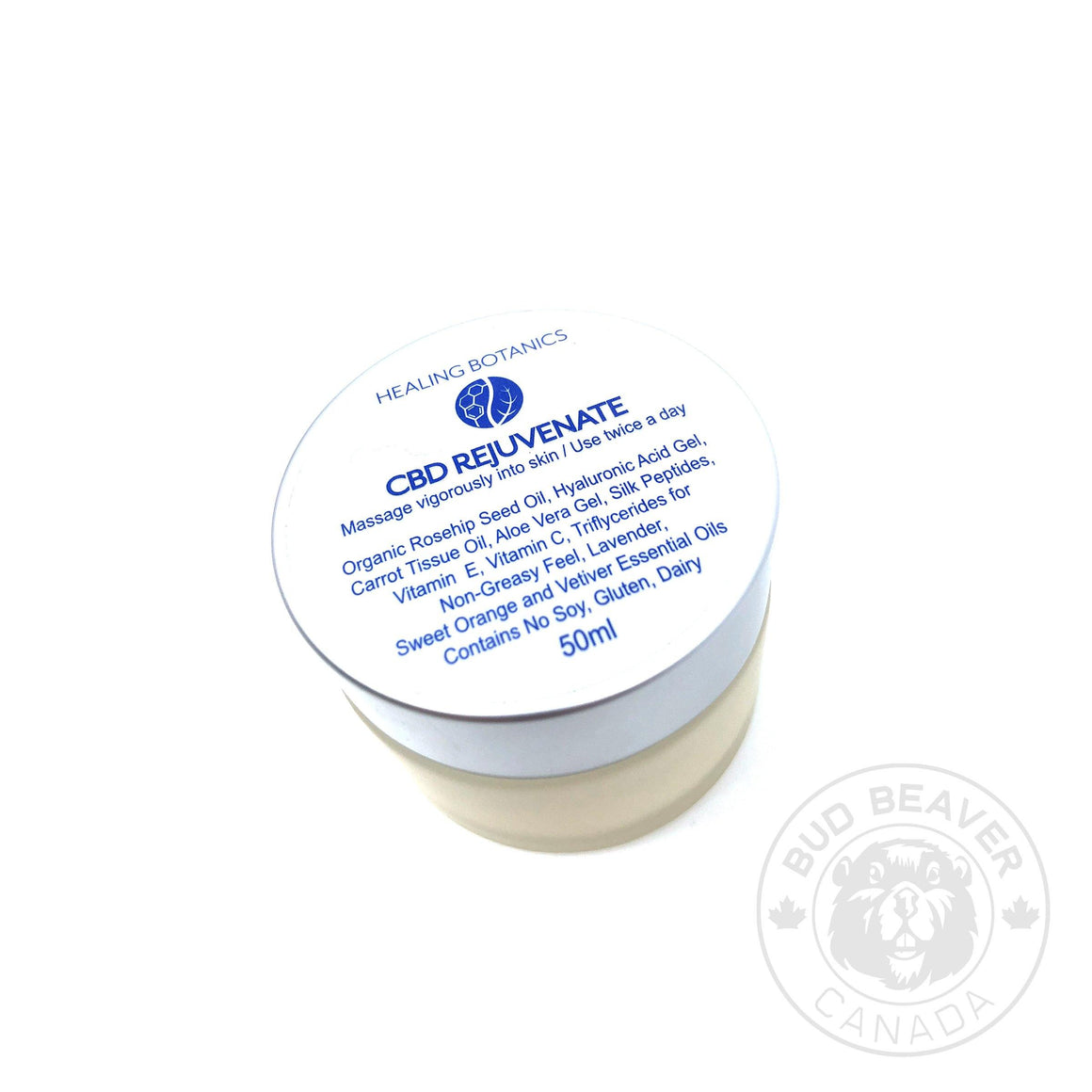 CBD Rejuvenate Face Cream