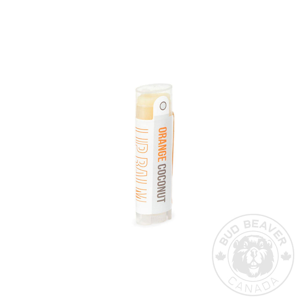 THC Lip Balm - Orange Coconut