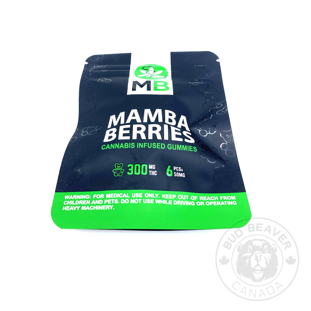 MAMBA BERRIES (300mg)