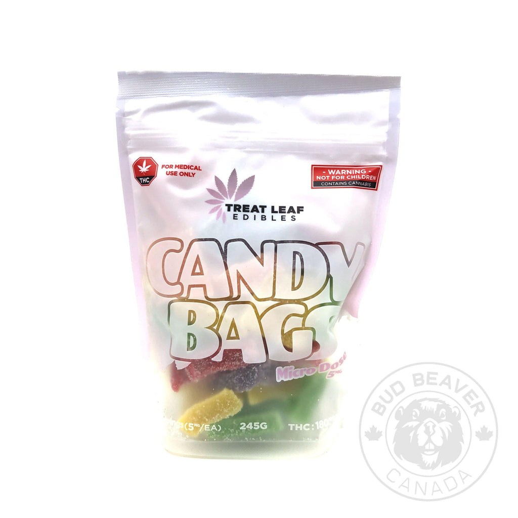 Treat Leaf Candy Bags Micro Dose 5mg THC 36 Pack
