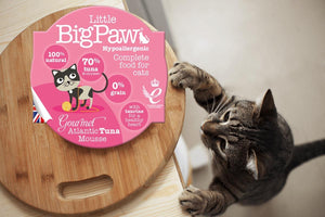 Little Big Paw Chat 85g Thon