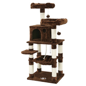 Kitty Multi level Scratching Tower