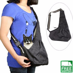 Cat Carrier Sling Bag