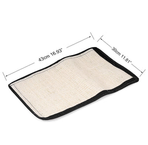cat sisal scratching mat