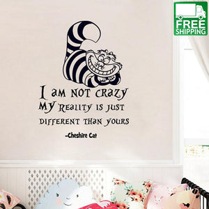 Cat Quotes Wall Sticker