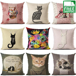 Cute Decorative Pillowcase
