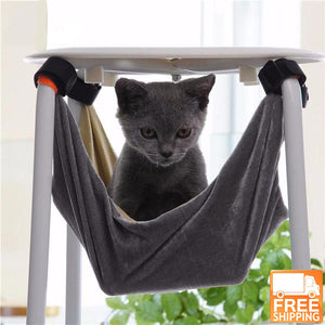 pet hanging hammock bed