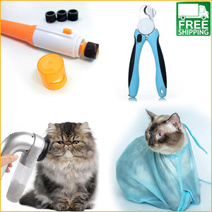 Paw-Some Cat Grooming Kit