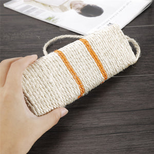 eco-friendly scratching toy