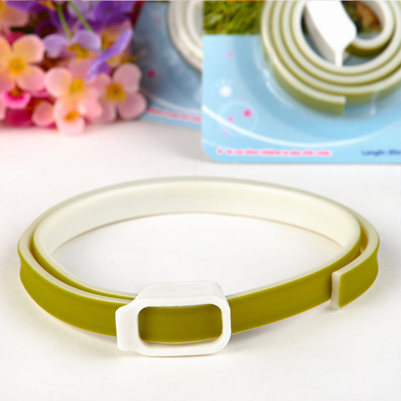 Dog Collar With Natural Essential Oils