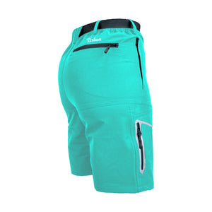 THE GRINDER - Women's Mountain Bike MTB Shorts with Zip Pockets, Loose Fit, and Dry-Fast
