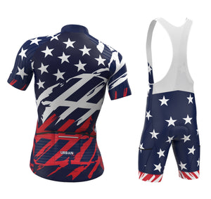 All American Freedom Ride - National Virtual Ride - Urban Cycling Apparel