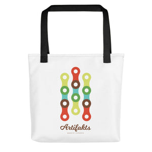 Artifakts Bike Chain Tote bag - Urban Cycling Apparel