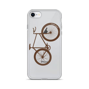 Big Wheelie Cycling Bicycle iPhone Case - Urban Cycling Apparel