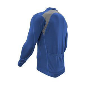 BIKE FOREVER Softshell Fleece Winter Cycling Jersey / Jacket - Urban Cycling Apparel