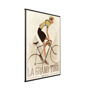 La Grand Tour 1903 - Canvas Wall Art FREE SHIPPING - Urban Cycling Apparel