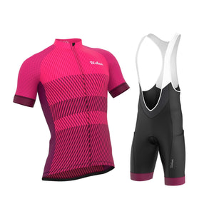 Men's Apex Short Sleeve Jersey, Bib Shorts - Urban Cycling Apparel