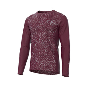 "Men's Long Sleeve ""Starry Night"" MTB Mountain Bike Cycling Jersey - Urban Cycling Apparel"