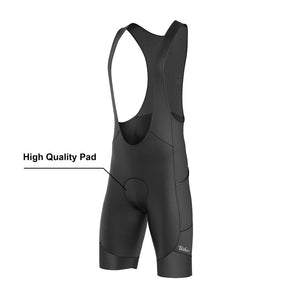 Men's MTB Bib Shorts, with 4 Pockets - Urban Cycling Apparel