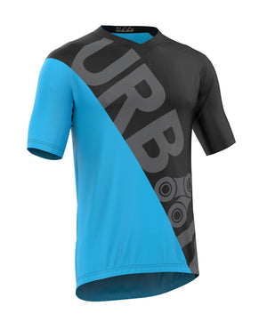 Men's Short Sleeve MTB Mountain Bike Cycling Jersey - Urban Cycling Apparel