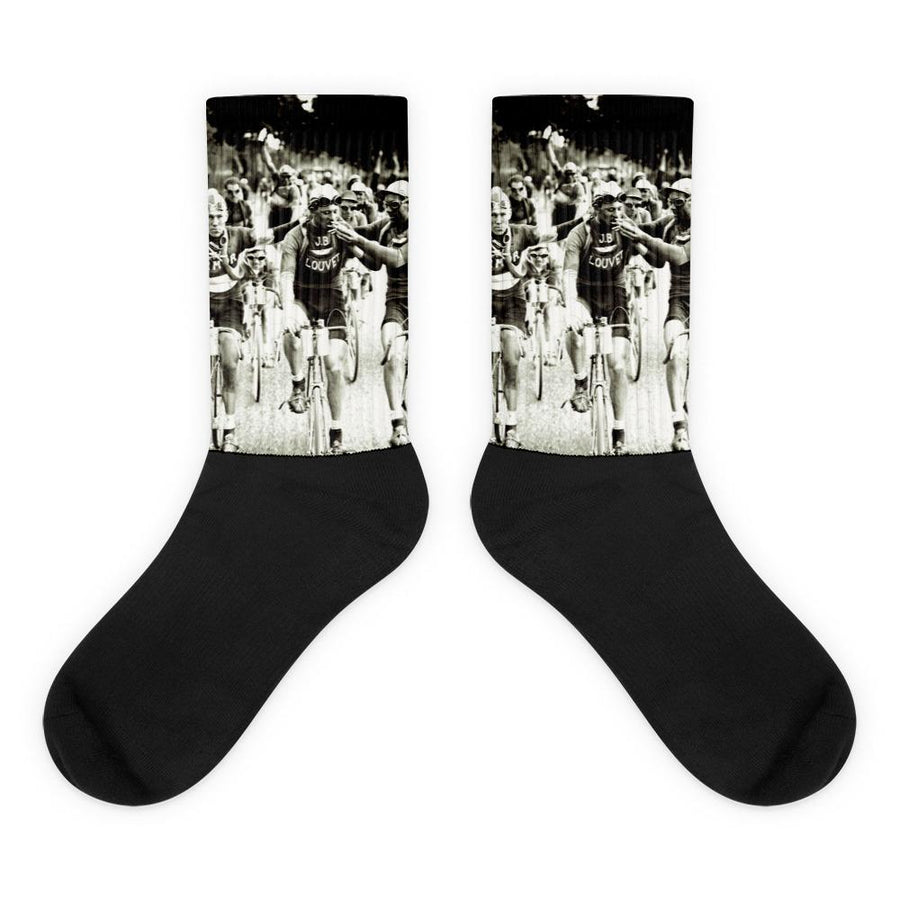 SMOKERS, A TOUR DE FRANCE Socks - Urban Cycling Apparel