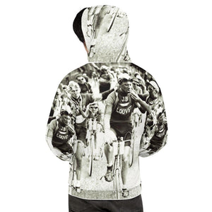 SMOKERS, A TOUR DE FRANCE Unisex Hoodie - Urban Cycling Apparel