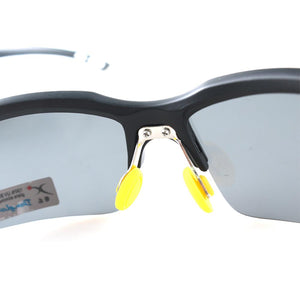 Tailwind Cycling / Triathlon Sunglasses, with Case - Urban Cycling Apparel