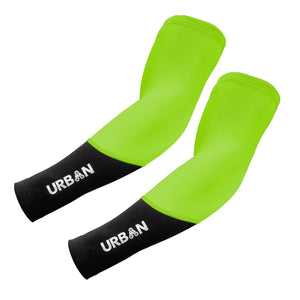 Urban Cycling DUAL SERIES Thermal Arm Warmers (pair) - Urban Cycling Apparel