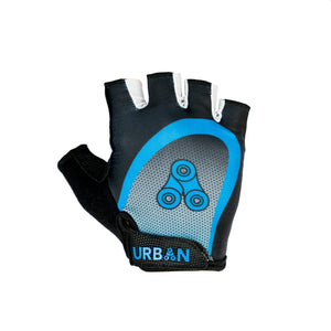 Urban Cycling Elite Half Finger Bike Gloves - Urban Cycling Apparel