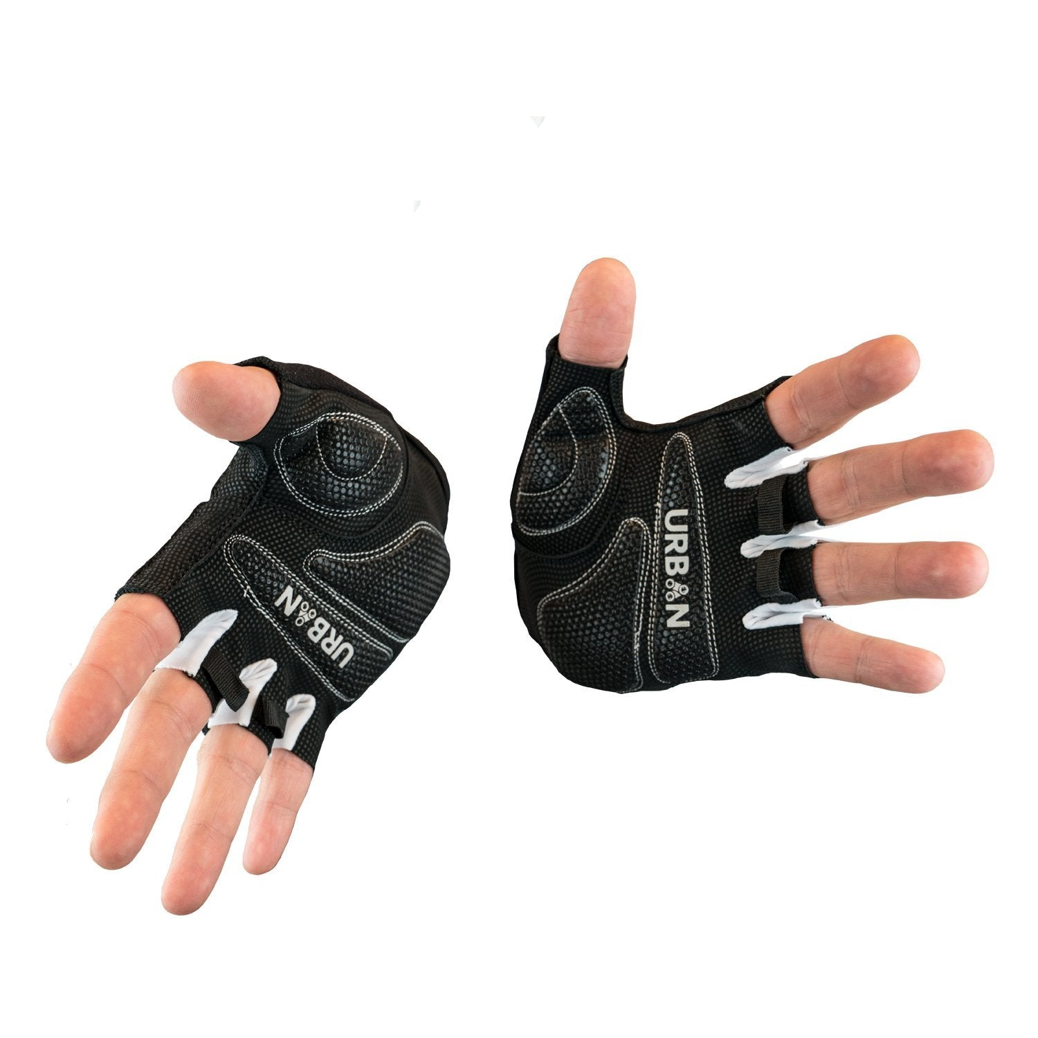 Touch Screen Finger Bike Gloves Windproof Urban Cycling Full Finger Gloves Gel Padded MTB Road Cycling