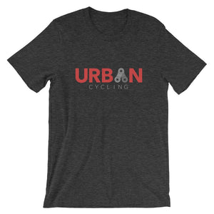 Urban Cycling - Unisex short sleeve t-shirt - Urban Cycling Apparel