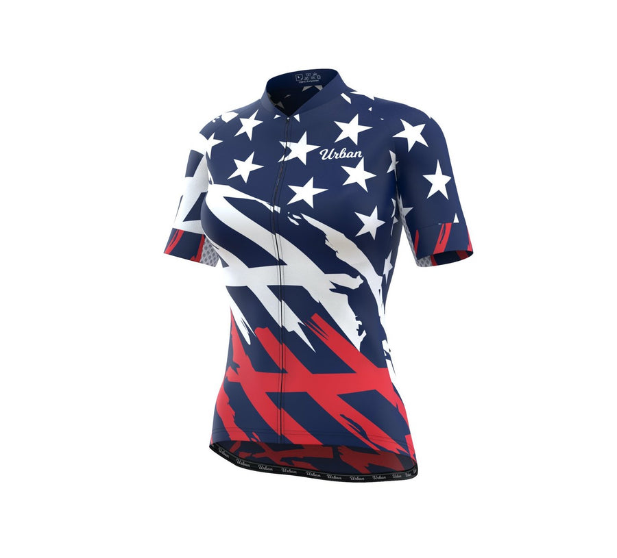 Women's All American Jersey & Bib Shorts